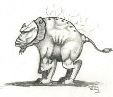 Beast Charadesign